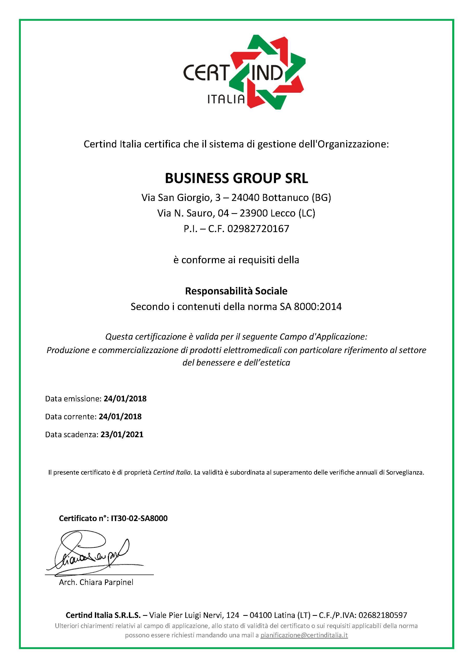 certificato_SA8000